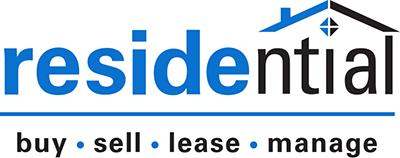 Reside Residential logo